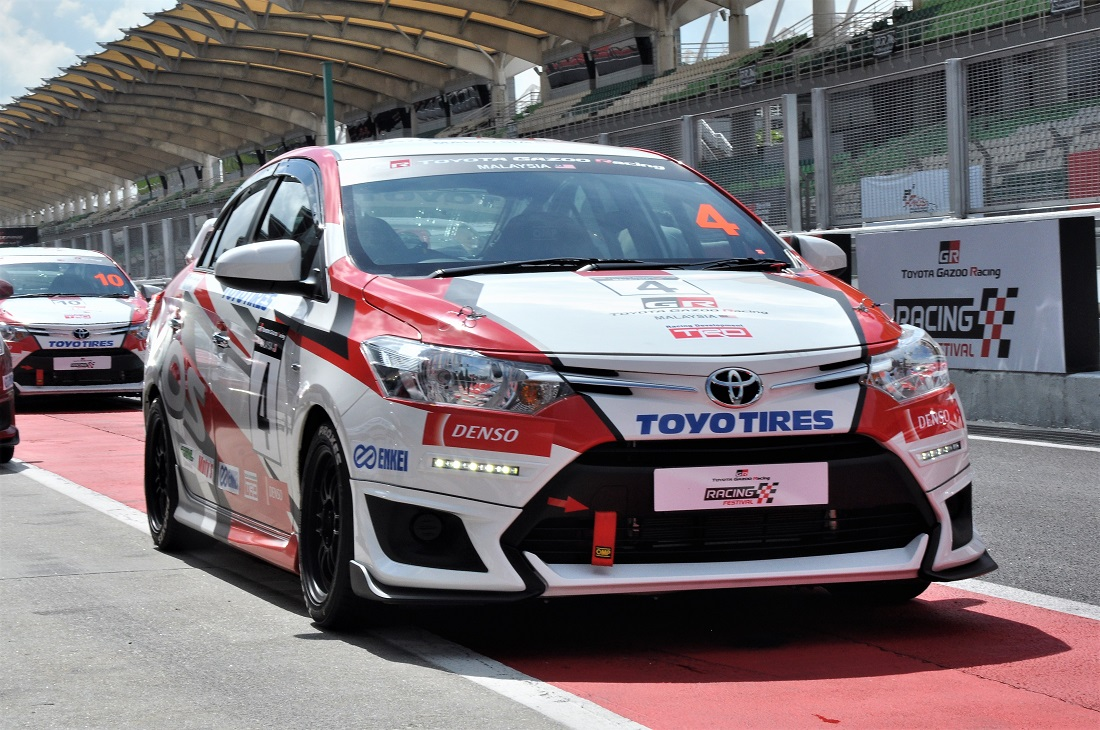 Toyota Aims To Promote Local Motorsports With Vios