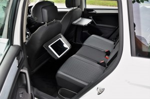 Volkswagen Tiguan Comfortline Folding Seat-Back Table, Malaysia