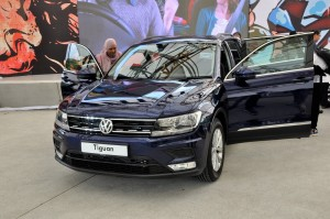 VW Tiguan Comfortline, Malaysia Launch