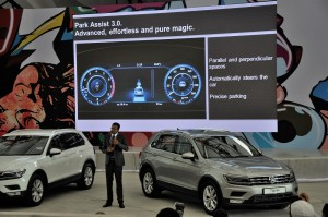 Volkswagen Tiguan Product Presentation Prem, Malaysia Launch