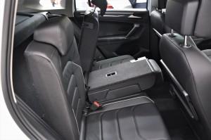 Volkswagen Tiguan 40-20-40 Folding Rear Seats, Malaysia Launch