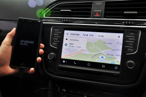 VW Tiguan Highline App Connect Android Auto, Malaysia Launch