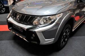 Mitsubishi Triton VGT Adventure X Front End, Malaysia