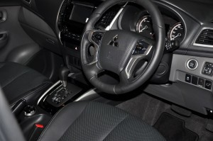 Mitsubishi Triton VGT Adventure X Steering Wheel 2017