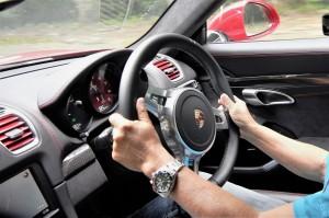 Porsche Steering Wheel 1