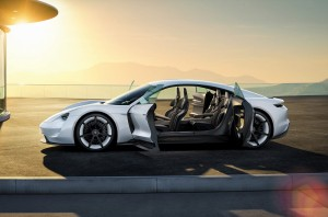 Porsche Mission E Doors Open - Copy