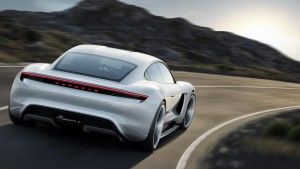 Porsche Mission E Rear - Copy