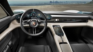 Porsche Mission E Dashboard - Copy