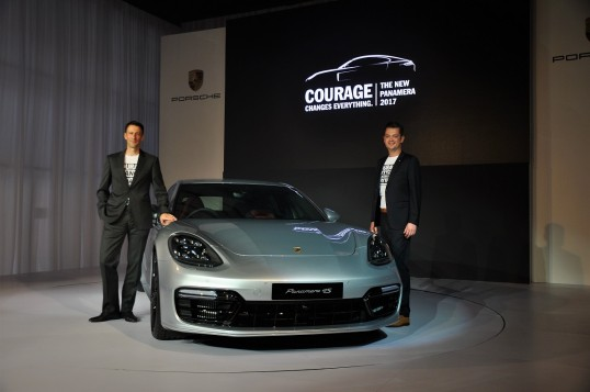 The 2017 Porsche Panamera Launched In Malaysia