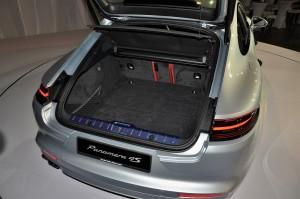 Porsche Panamera Boot Space Malaysia Launch 2017