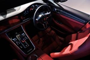 Porsche Panamera Cockpit Malaysia Launch 2017
