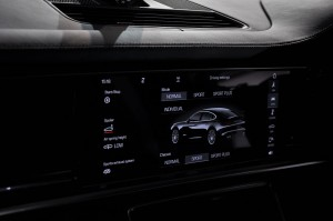 Porsche Panamera 12.3 Inch Touchscreen Porsche Communication Management, Malaysia Launch