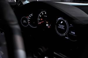Porsche Panamera Instrument Cluster Malaysia Launch 2017