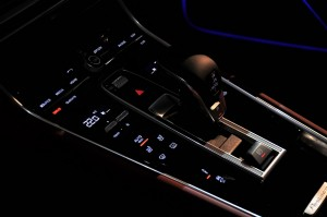 Porsche Panamera Direct Touch Control Center Console Malaysia Launch 2017