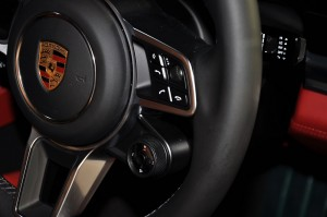 Porsche Panamera Mode Switch & Sport Response Button, Malaysia Launch 2017