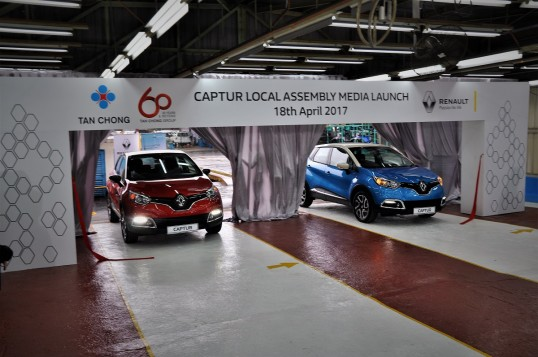 Locally Assembled Renault Captur Launched; With Early Bird Rebate