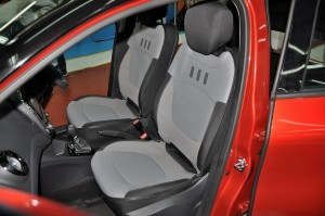 Renault Captur Fabric Seats. Malaysia Local Assembly, Tan Chong Euro Cars