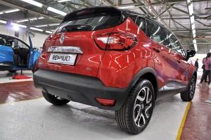 Renault Captur, Tan Chong Motor Assemblies Malaysia, Flame Red