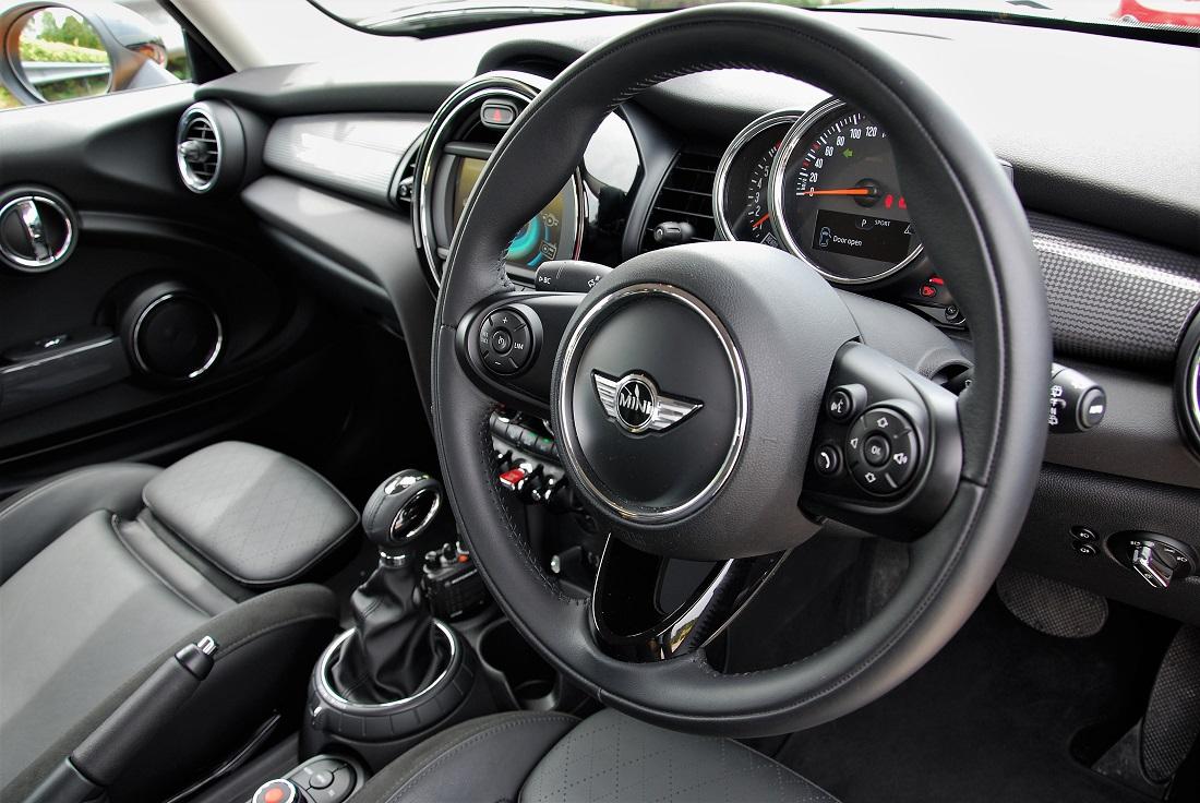 mini cooper interior miniscape malaysia - autoworld.my