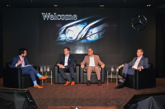 Mercedes-Benz Malaysia Records Double–Digit Growth for Q1 2017
