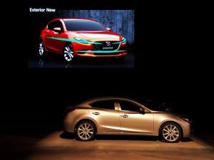 Mazda 3 Presentation - Exterior Design, Malaysia 2017