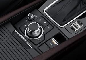 Mazda 3 GVC Details-Commander Control - Malaysia Launch 2017