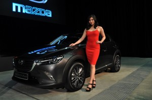 Mazda CX-3 GVC Malaysia Launch 2017