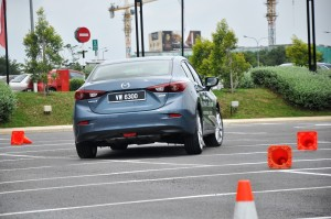 Mazda 3 GVC Demonstration Setia Convention Centre 2017