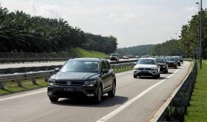 Volkswagen Tiguan 1.4 TSI Convoy, Malaysia