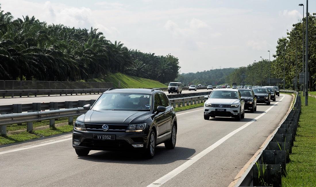 Test Drive Review : Volkswagen Tiguan 1.4 TSI - Autoworld ...