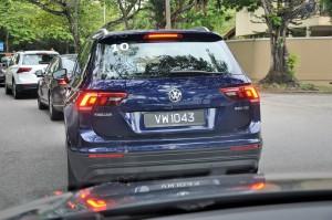 VW Tiguan 1.4 TSI Convoy Rear