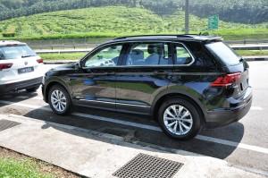 VW Tiguan 1.4 TSI Comfortline Malaysia 2017
