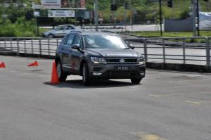 VW Tiguan 1.4 TSI Comfortline Slalom Malaysia