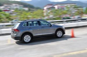 Volkswagen Tiguan Comfortline Malaysia Media Drive 2017