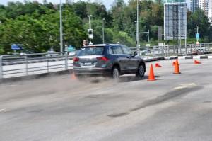 Volkswagen Tiguan 1.4 TSI Malaysia Media Drive Ipoh
