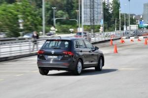 Volkswagen Tiguan 1.4 TSI Highline Malaysia Media Drive 2017, Ipoh