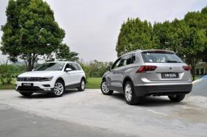 Volkswagen Tiguan Malaysia 2017