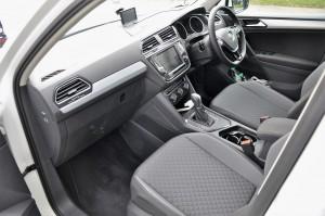 VW Tiguan 1.4 TSI Comfortline Dashboard, Malaysia 2017