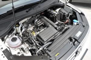 Volkswagen Tiguan 1.4 TSI Engine, Malaysia 2017