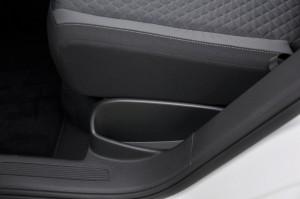 Volkswagen Tiguan Rear Seat Storage, Malaysia 2017