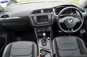 VW Tiguan 1.4 TSI Highline Dashboard, Malaysia 2017