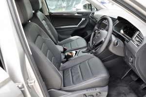 Volkswagen Tiguan 1.4 TSI Highline Leather Seats, Malaysia 2017