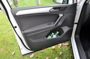 VW Tiguan 1.4 TSI Comfortline Front Door Card & Pocket, Malaysia 2017