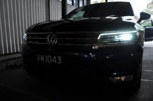 VW Tiguan 1.4 TSI Highline LED Headlamp, Malaysia 2017