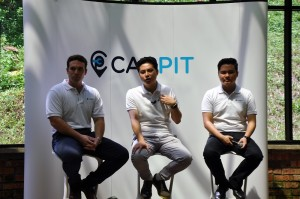 Carpit App, Tai Qisheng, Q&A Malaysia Launch