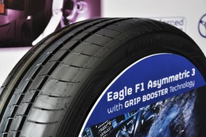 Goodyear Eagle F1 Asymmetric 3 Tire, Malaysia Launch