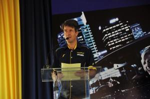 Goodyear Eagle F1 Asymmetric 3 Launch, Ben Hoge MD Goodyear Malaysia