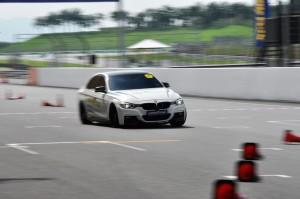 Goodyear Eagle F1 Asymmetric 3 Test, Sepang Malaysia