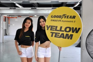 Goodyear Eagle F1 Asymmetric 3 Malaysia Launch, Models