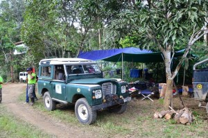 Land Rover 88 Series